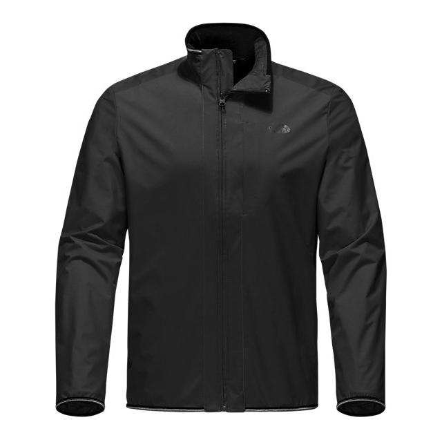 CHEAP NORTH FACE MEN'S CITY TECH JACKET BLACK ONLINE