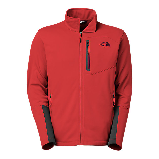 CHEAP NORTH FACE MEN'S CANYONLANDS FULL ZIP CARDINAL RED ONLINE
