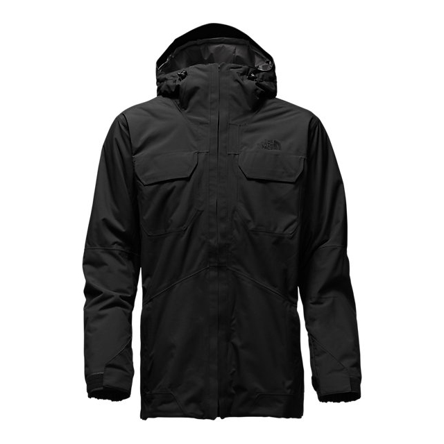 CHEAP NORTH FACE MEN'S BROGODA INSULATED JACKET BLACK ONLINE