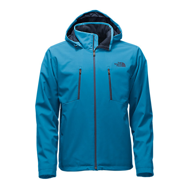 CHEAP NORTH FACE MEN\'S APEX ELEVATION JACKET BANFF BLUE/BANFF BLUE ONLINE