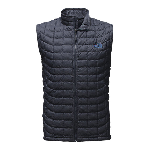 CHEAP NORTH FACE MEN'S THERMOBALL™ VEST URBAN NAVY STRIA ONLINE