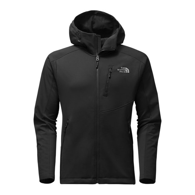 CHEAP NORTH FACE MEN'S TENACIOUS HYBRID HOODIE BLACK / BLACK ONLINE
