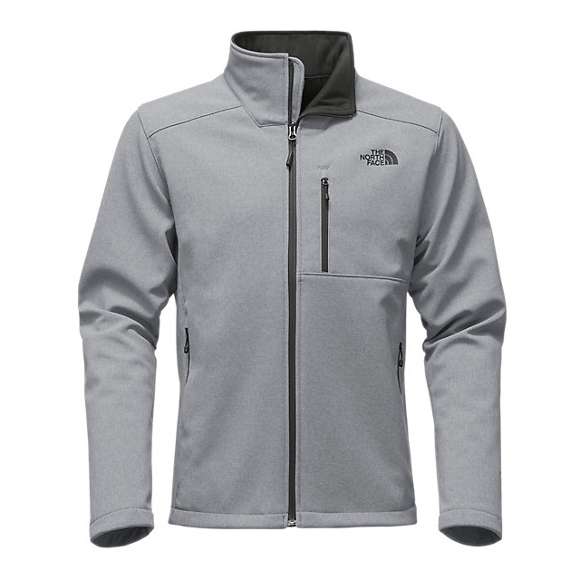 CHEAP NORTH FACE MEN'S APEX BIONIC 2 JACKET - UPDATED DESIGN MEDIUM GREY HEATHER/MEDIUM GREY HEATHER ONLINE