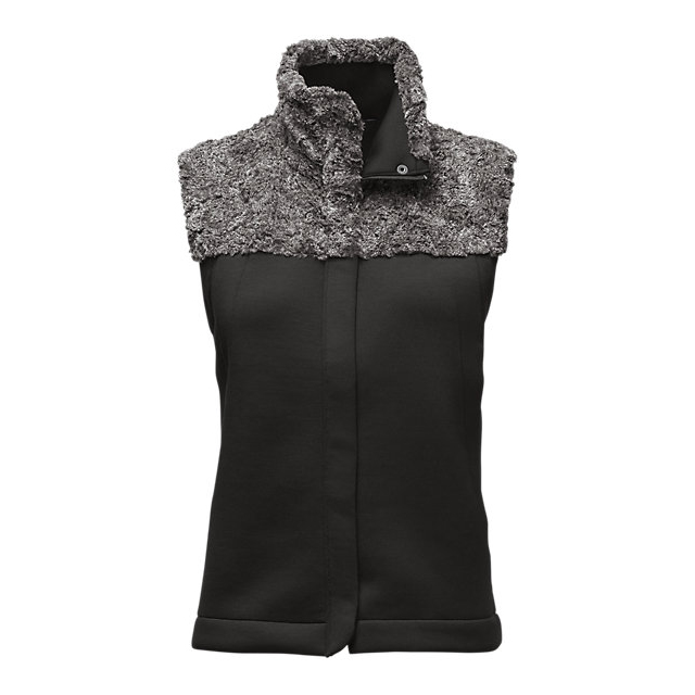 CHEAP NORTH FACE WOMEN'S HYBRINATION THERMAL 3D VEST BLACK ONLINE