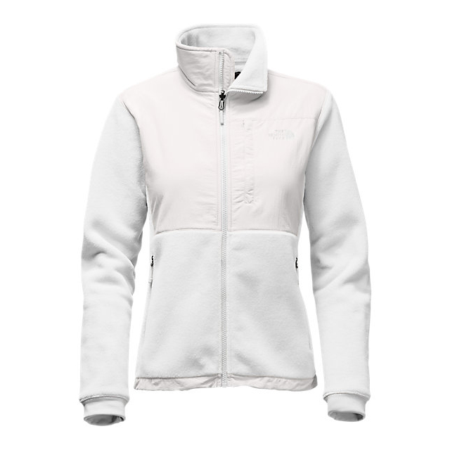 CHEAP NORTH FACE WOMEN'S DENALI 2 JACKET WHITE ONLINE