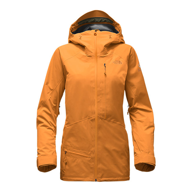 CHEAP NORTH FACE WOMEN'S FREE THINKER JACKET CITRINE YELLOW ONLINE