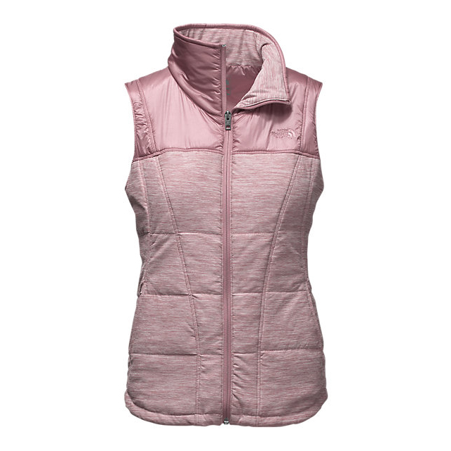 CHEAP NORTH FACE WOMEN'S PSEUDIO VEST NOSTALGIA ROSE HEATHER/NOSTALGIA ROSE ONLINE