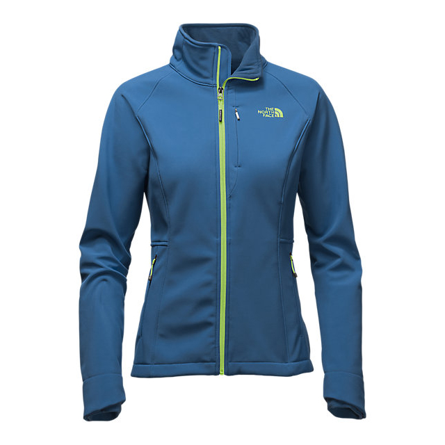 CHEAP NORTH FACE WOMEN'S APEX BIONIC 2 JACKET - UPDATED DESIGN SHADY BLUE ONLINE
