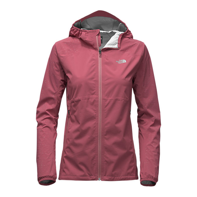 CHEAP NORTH FACE WOMEN'S STORMY TRAIL JACKET RENAISSANCE ROSE ONLINE